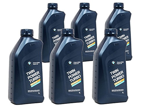 BMW 83 21 2 365 926-6 TwinPower Turbo Motoröl LL-14 0W-20, (6 x 1 Liter)