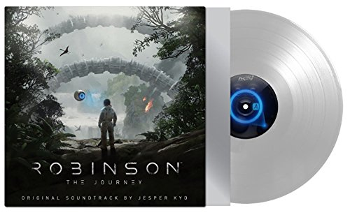 Jesper Kyd - Robinson: The Journey - Official Soundtrack Exclusive Opaque White Vinyl