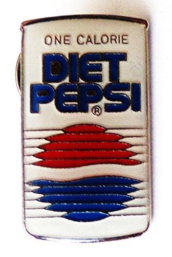 Pepsi Cola - Diet - Pin 27 x 15 mm (Pepsi Kostüm)