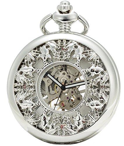 Reloj de cuerda preciso y precioso
