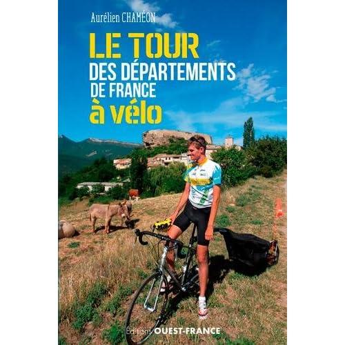 Le Tour des départements de la France à vélo