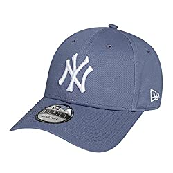 New Era Men Capssnapback Cap League Essential Blue Adjustable