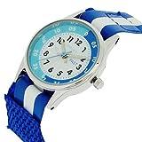 Reflex-Time-Teacher-Blue-White-Velcro-Strap-Boys-Girls-Children-Watch-REFK0001