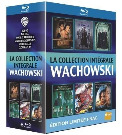 Andy et Lana Wachowski Coffret 6 Blu-Ray Edition Spéciale