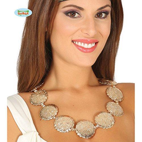 Incluido en la entrega: 1 collar       Coloración: plateado