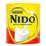 Nido Instantánea fresca Leche en polvo Crema (2,5 kg x 1 pack size)