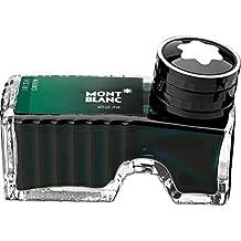 Montblanc 106273 Tintero Irish Green / Tinta para pluma de alta calidad en lujoso diseño, 1 x 60 ml