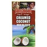 Amaizin Crème de Coco Bio 200 g - Pack de 12