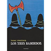 Los tres bandidos (libros para soñar)