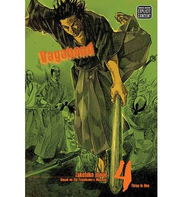 [(Vagabond: 4)] [ By (author) Takehiko Inoue ] [October, 2014]