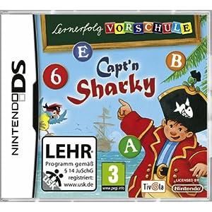 Lernerfolg Vorschule – Capt'n Sharky [Software Pyramide]