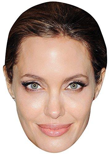 Angelina Jolie Mask