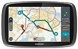 TomTom Go 6100 World Navigationssystem (15 cm (6 Zoll) kapazitives Touch Display, Magnethalterung, Sprachsteuerung, mit Traffic/Lifetime Weltkarten) Bild 1