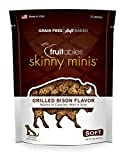 Best Zuke's Puppy Treats - Fruitables Skinny Minis Chewy Dog Treats in Grilled Review