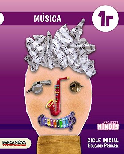 Ninois 1r CI. Música. Llibre de l ' alumne - 9788448935931