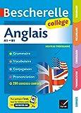 bescherelle anglais coll?ge grammaire conjugaison vocabulaire prononciation a1 b1