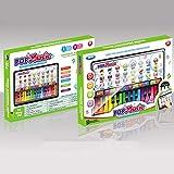 Footprintes 535-51 Touch Play Mats Kind Klaviertastatur Kinder Elektronische Klavier Tragbare Musikinstrument Kinder Pädagogisches Spielzeug