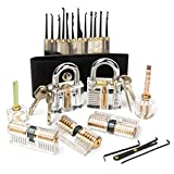 LUWANZ 22tlg Lockpicking Set