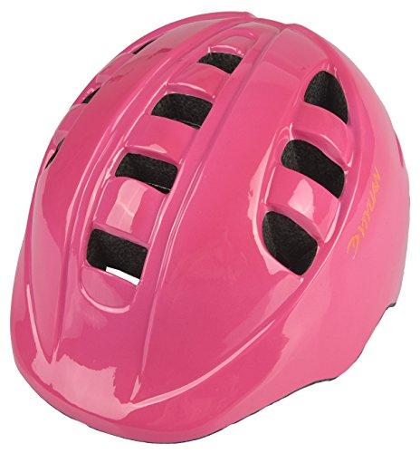 Yiyuan Kinder Fahrradhelm, Erwachsener Fahrrad-Sturzhelm-Fahrrad-Sturzhelm-Reithelm Road, Mountainbike Helm, Rosa, Blau und Weiss Farbe, XS (48-52cm), Y-18 (Rosa)