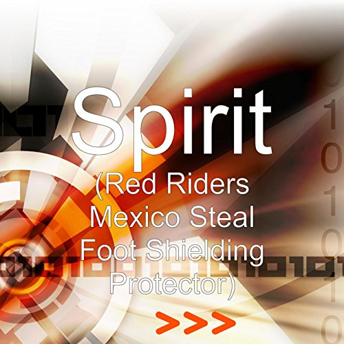 (Red Riders Mexico Steal Foot Shielding Protector) Red Protector