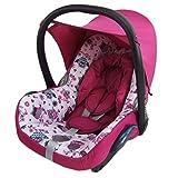 BAMBINIWELT Ersatzbezug für Maxi-Cosi CabrioFix 6-tlg., Bezug für Babyschale, Komplett-Set EULE $1 *NEU*