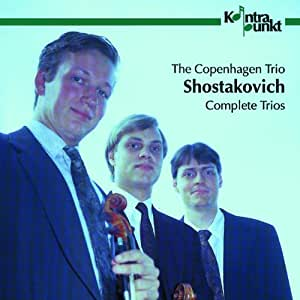 Shostakovich: Complete Trios