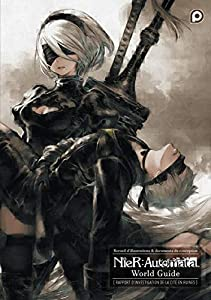 NieR:Automata World Guide Edition simple One-shot