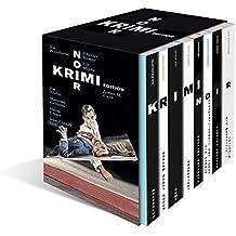 Krimi-Noir - 8 Krimi-Noir-Romane im hochwertigen Schuber