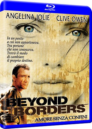Beyond Borders [IT Import] [Blu-ray]