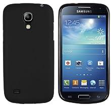 Mumbi Coque pour Samsung Galaxy S4 Mini Noir
