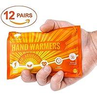 Bramble - Chauffe-mains de poche ou Gants x 12 Bulk