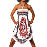 H112 Damen Sommer Aztec Bandeau