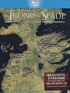 Il trono di spadeStagione01-03 [Blu-ray] [IT Import]