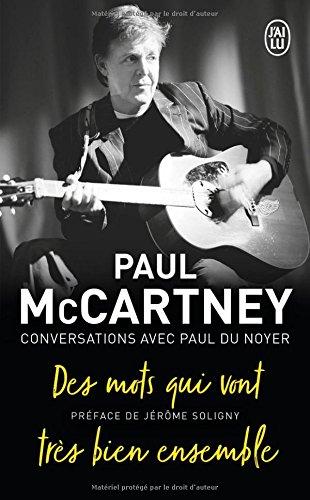 Paul McCartney : Des mots qui vont très bien ensemble