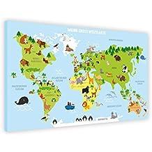 Suchergebnis auf Amazon.de für: Kinderposter Weltkarte