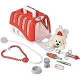 Theo Klein 4831 - Tierarztkoffer mit Hund Zubehör