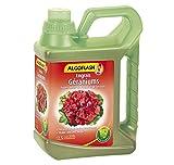 ALGOFLASH Engrais Géraniums et Toutes Fleurs de Balcon 2,5 L
