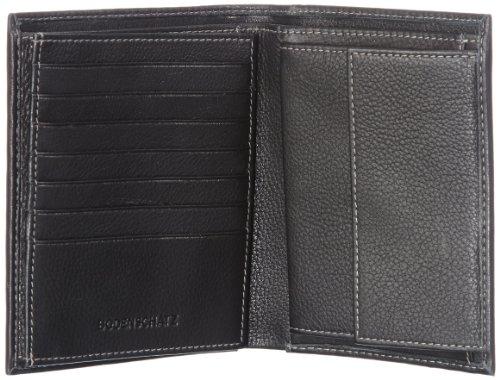 Bodenschatz Hunter 8-971 HU 01 Unisex-Erwachsene Geldbörsen 11x13x2 cm (B x H x T) Schwarz (Black)