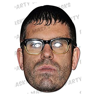 Angelos Epithemiou Celebrity From Shooting Stars Mask