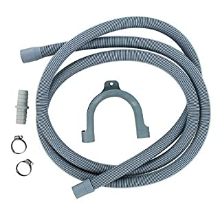 Find A Spare Drain Hose Extension 2.5m Washing Machines Washer Dryers Dishwashers