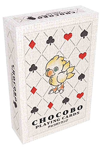 Square Enix SQX0031 Chocobo Playing Cards Preisvergleich
