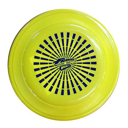 WHAM-O FRISBEE Wurfscheibe Fastback 100g Gelb -