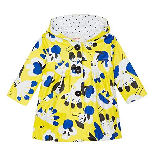 Catimini CN42063 Blouson, Jaune (Mid Yellow 72), 18-24 Mois (Taille Fabricant:2A) Bébé Fille