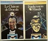 Épouvante! en 2 tomes (Le château de Dracula/ Frankenstein le maudit)...