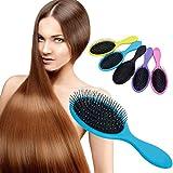 TT&SHUZI Luftpolster-Kunststoff-Kamm / Airbag-Massage-Kamm / lockiges Haar Kamm / Candy Farbe Make-up Kamm / glattes Haar Kamm , blue -