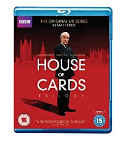 House of Cards Trilogy [Blu-ray] [Region Free]