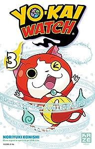 Yo-Kai Watch Edition simple Tome 3