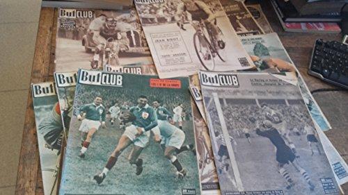 lot de 13 revues But club année 1950 cyclisme football rugby ... par collectif