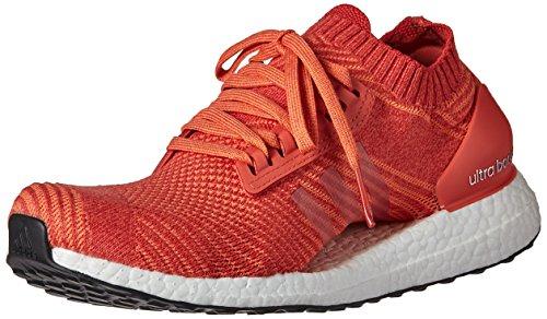 adidas Damen Ultraboost X, Scarlet/Crayon White/Trace Orange, 39.5 M EU