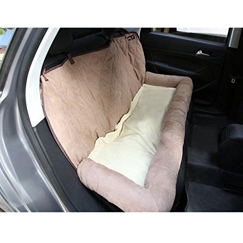 Auto Hängematte Haustier Hund Katze Sitzbezüge Wasserdichte Reise, Auto Seat Protector Abdeckung Matte Pad (Size : L)